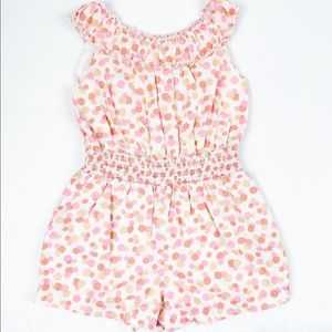 Old Navy Dresses - Old Navy Polka Dots Romper 2T